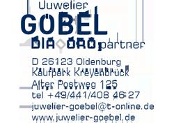 Logo von Juwelier Göbel