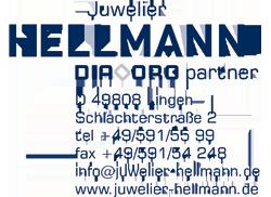 Logo von Juwelier Hellmann