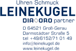 Logo von Uhren Schmuck Leinekugel