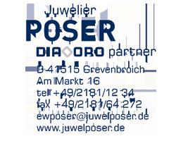 Logo von Juwelier Poser