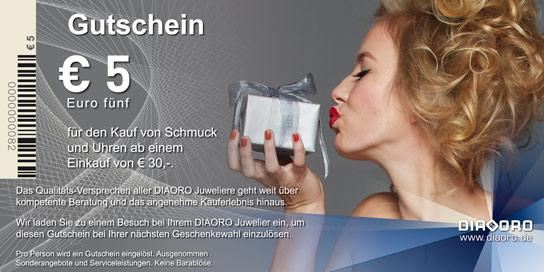 Online-Gutschein