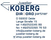 Logo von Juwelier Koberg