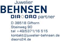 Logo von Juwelier Behnsen