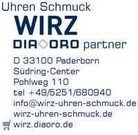Logo von Uhren Schmuck Wirz