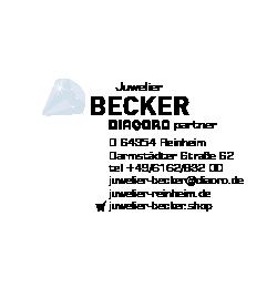 Logo von Juwelier Becker