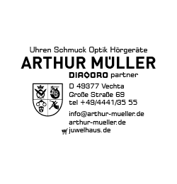 Logo von Uhren Schmuck Optik Hörgeräte Arthur Müller