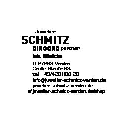 Logo von Juwelier Schmitz