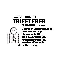Logo von Juwelier Robert Triffterer